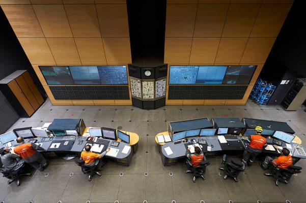 fotografía industrial realizada en Arcelor Mittal, Gijón, Asturias