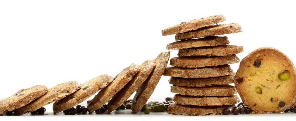 fotografía de alimentación de cookies para confitería vidal, Avilés