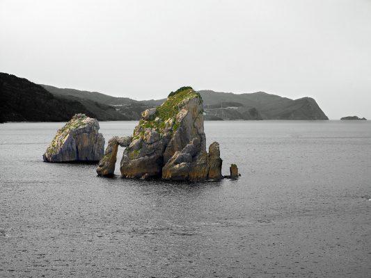 Paisaje Costa Bilbao