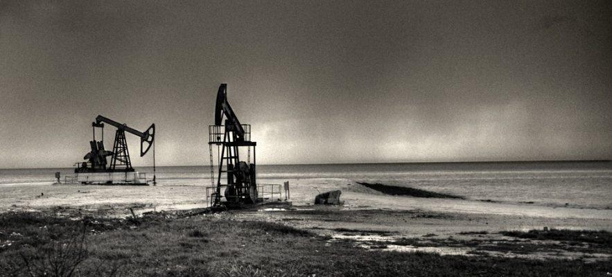 fotografia de viajes de pozos de petroleo en Cuba