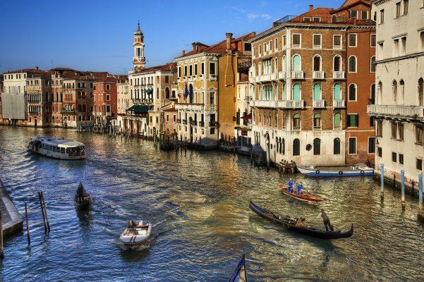 Rialto, Venecia, Italia