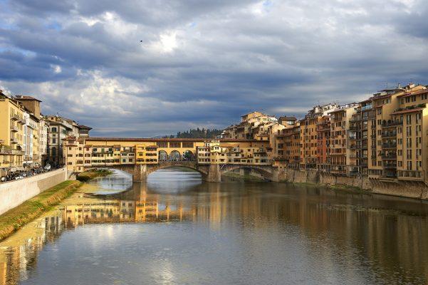 Atardecer Florencia.