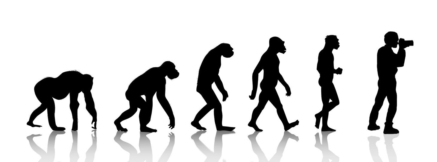 Evolución del la fotografía