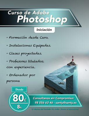 Curso de Photoshop Avilés