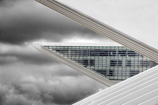 Edificio Calatrava, Oviedo, Asturias.