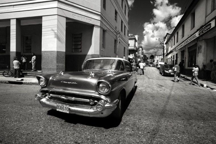 La Habana, Cuba. Coche antiguo