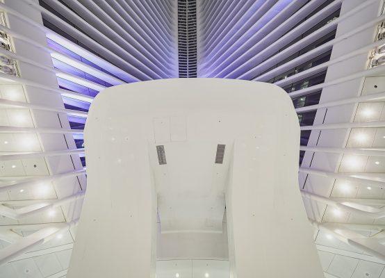 Edificio Oculus Caltrava en Nueva York