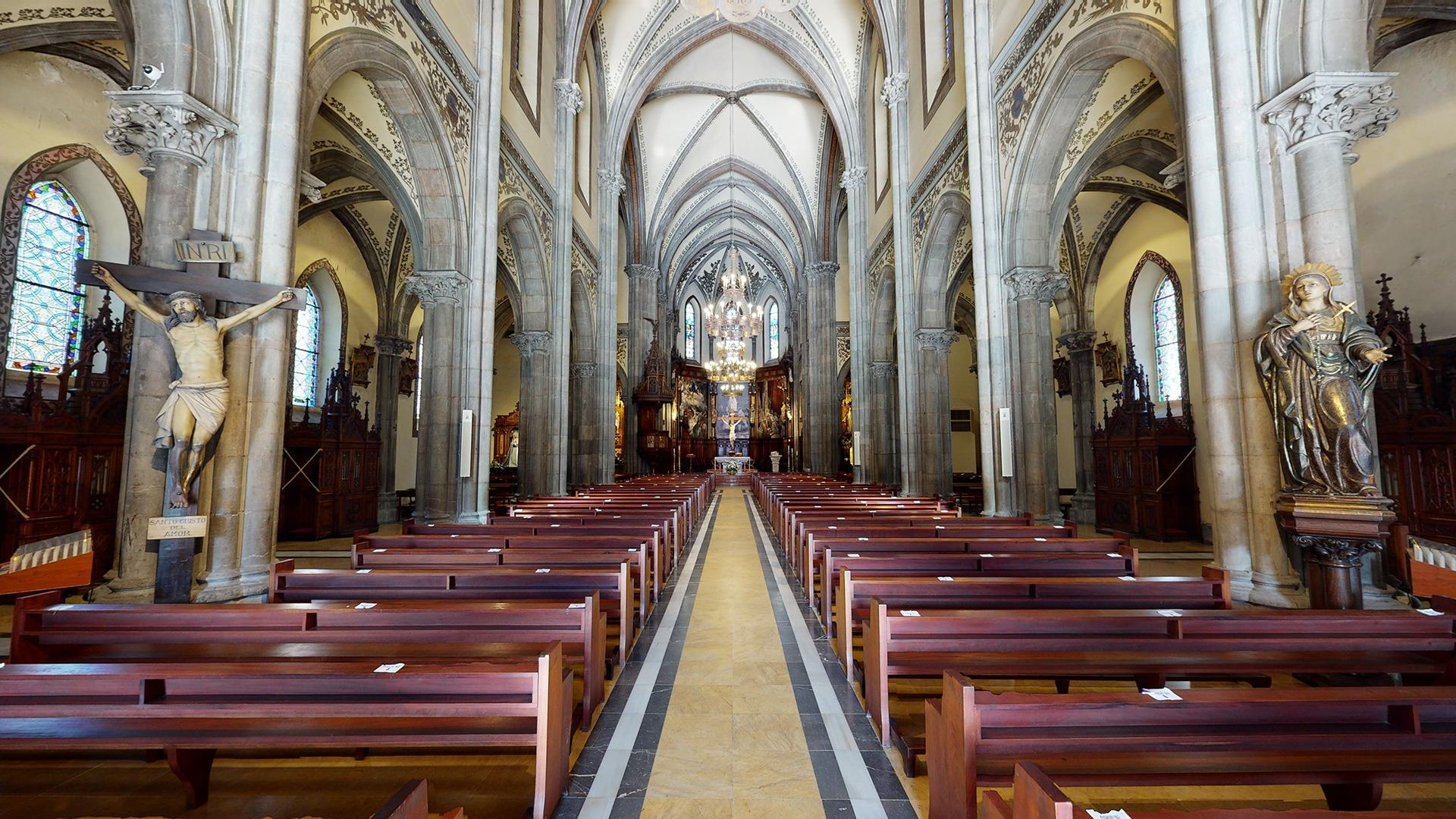 Iglesia de Santo Tomás de Canterbury, barrio de Sabugo, Avilés